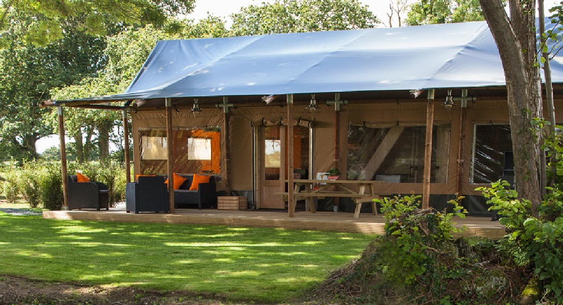 Glamping tents for your camping!